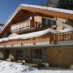 Chalet Les Cascades