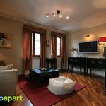 One of Leoapart apartment