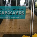 Flinders Station Backpackers