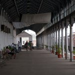 Maputo Central Train Station