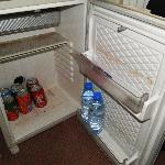 "Merci Butik Hotel - double room - ""mini-bar"" fridge"