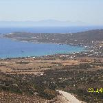  Vista de Antiparos