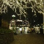 Liseberg Christmas Market, South Entrance