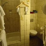 Bathroom in room #14