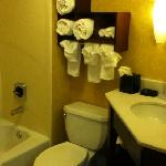 Foto van Hampton Inn Columbia-I-26 Airport