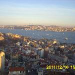  Blick auf den Bosporus