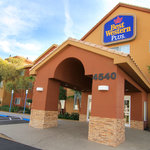 BEST WESTERN PLUS North Las Vegas Inn &amp; Suites