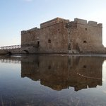 Paphos Harbour Castle