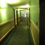  Guest Room Hallway