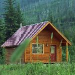 Nice comfortable cabins and cottages