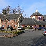  Macclesfield North Premier Inn, Titherington