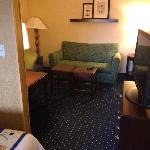 صورة فوتوغرافية لـ ‪SpringHill Suites Dallas DFW Airport North/Grapevine‬