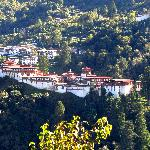 Immagine di Trongsa dal view point