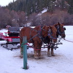 Eagle Creek Sleigh Ride