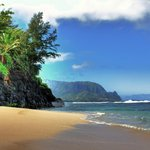 Pali Ke Kua Beach (Hideaway s Beach)