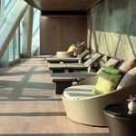 Rayana Spa - Relaxation Room