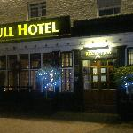 The Bull Hotel-Christmas Day eve