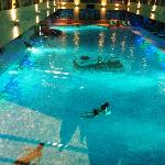  the pool - wiew of the second floor