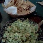  Tableside Guacamole and Fresh Chips