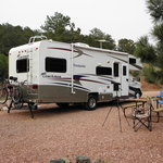 Colorado Springs Mountaindale Cabins & RV Resort