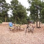 Foto de Colorado Springs Mountaindale Cabins & RV Resort