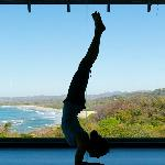 Sky Yoga Room - one view