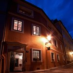 Hotel U Zeleneho hroznu (Hotel At the Green Grape) Foto