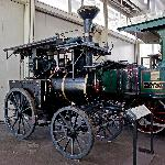  An old steam engine