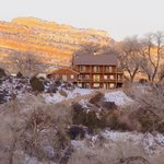 Foto van Notom Ranch Bed & Breakfast