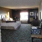 Large King Jacuzzi Suite 6th Floor Gulf