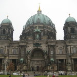 Berliner Dom on Museum Island is a 10 minute walk away