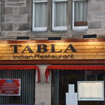 TABLA Authentic Indian Restaurant.
