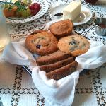  Home Baked goodies Cape Lookoutbnb