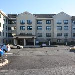 Extended Stay America - Princeton - South Brunswick resmi