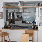 Roomy and fully equiped Kitchen