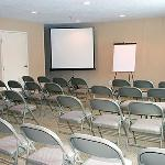 Our meeting room can be set up as you need