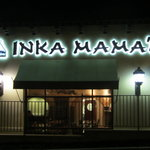 Inka Mama&#39;s in San Clemente at night