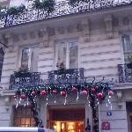 Photo de Chambiges Elysees Hotel