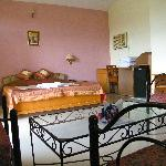One of the Deluxe rooms
