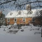  Nassau Inn in the Snow