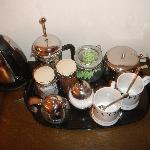  lovely tea and coffee station