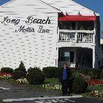 Long Beach Motor Inn resmi