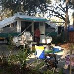 Foto van Yellow Jacket RV Resort