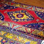  Two of the smaller carpets I purchased