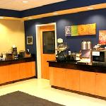 Fairfield Inn Liberty resmi