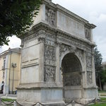 Arco di Traiano (Trajan's Arch)