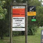 Photo de Abel Tasman Marahau Lodge