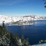 Crater Lake Bed and Breakfast Foto