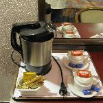  Tea &amp; Coffee In Room
