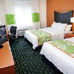 Relax in our spacious guest rooms.
